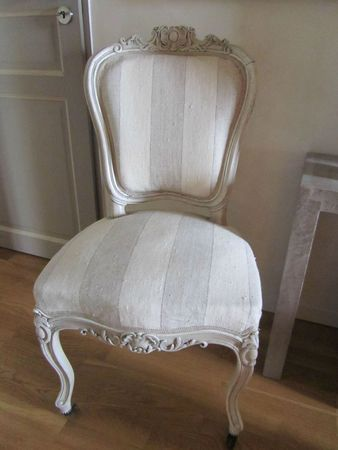 PATINE CHAISE