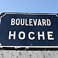 Fontenay-le-Comte (85), boulevard Hoche