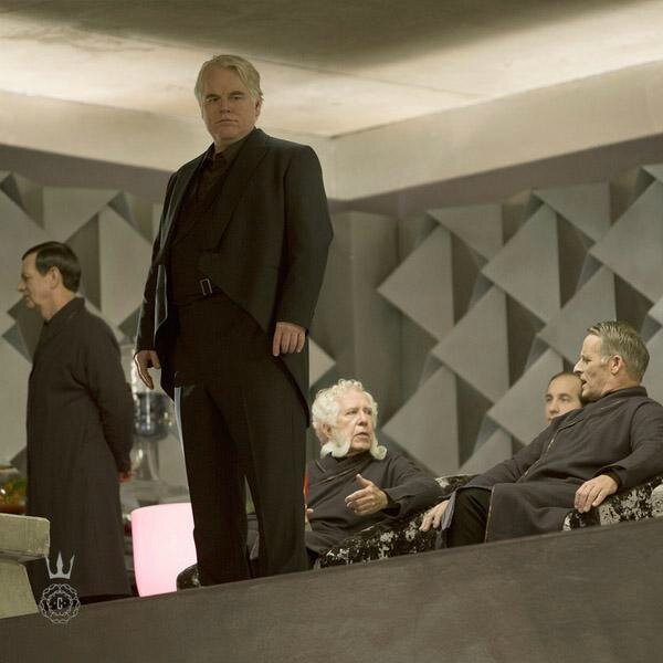 Plutarch Havensbee Catching Fire