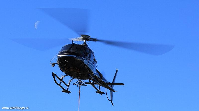 Photos JMP©Koufra 12 - La Couvertoirade - Hélicoptère - 26022019 - 0753