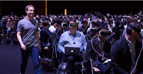 Facebook, emblème du «capitalisme de surveillance»