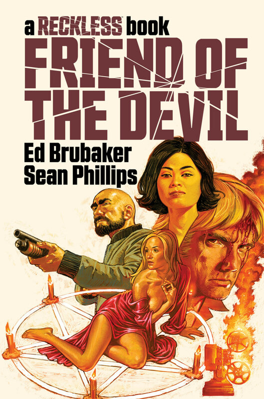 reckless book 02 friend of the devil HC