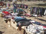 Quais des vêtements Yougou-yougou MOPTI Mali