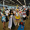 Groupe magical girls