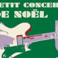Petit concert de noël au divadlo