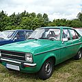 FORD Escort Mk 2 1.3 GL berline 4 portes 1975 Eutingen (1)