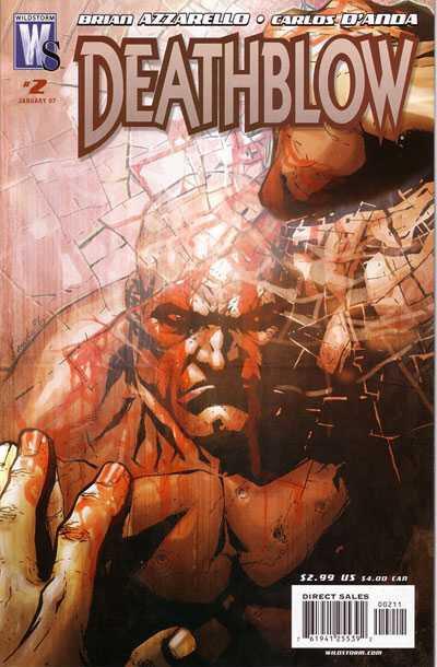 wildstorm deathblow 2006 02