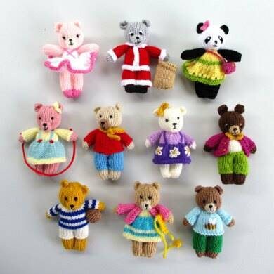 Traduction Busy Little Bears - Dollytime