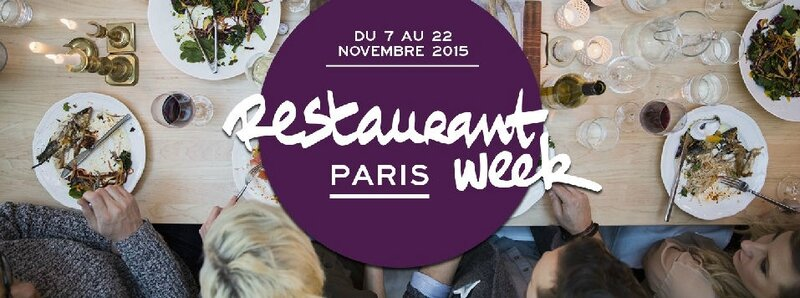 paris restaurant week