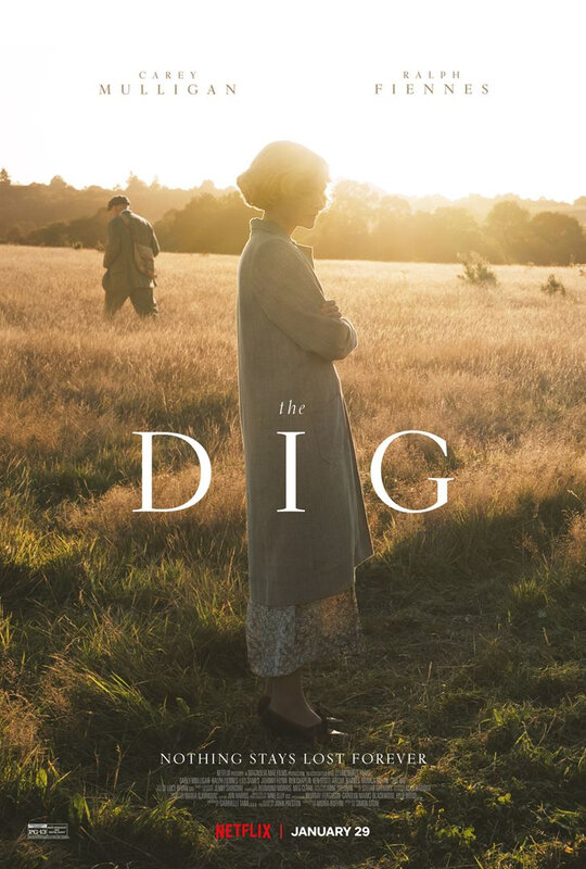 The Dig affiche