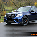 Location mercedes glc pack amg à casablanca