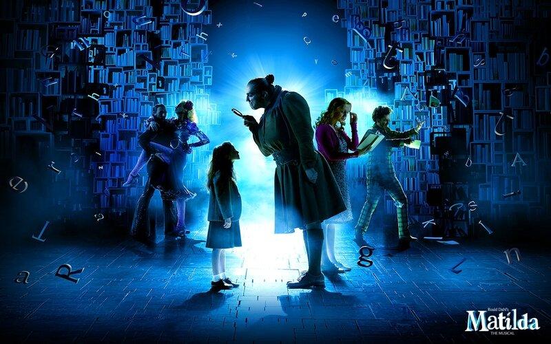 Matilda The Musical London