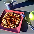 Couscous royal poulet & boeuf protéika - 8/10