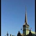 Copenhague : l'église de Notre Sauveur