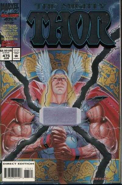 mighty thor 1966 475