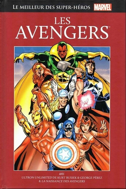 hachette 01 avengers ultron unlimited