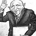 Gérard collomb (croquis crayon)