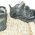 Les chaussures italiennes de mon fils