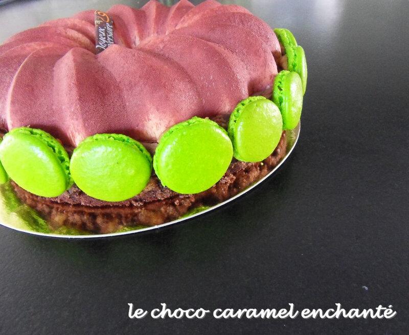 le choco caramel enchanté1