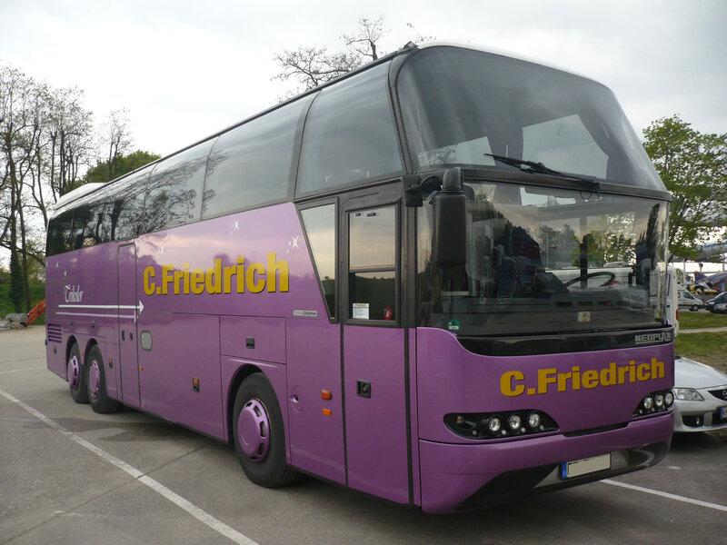 NEOPLAN Cityliner N1116-3 HC C