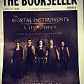 Une nouvelle image promotionnelle pour the mortal instruments, la cité des ténèbres.