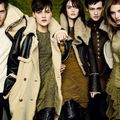 Burberry fall 2010 campaign by mario testino with the creative direction of christopher bailey