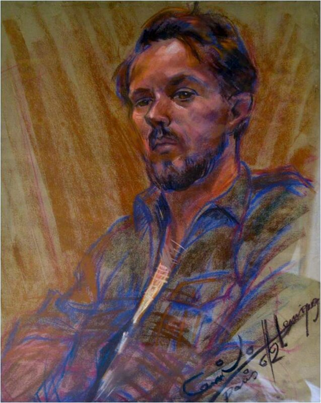 1962autoportrait W