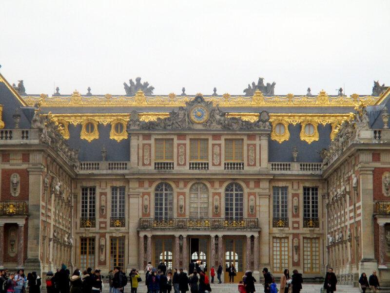 Echos de notre randonnée à Versailles