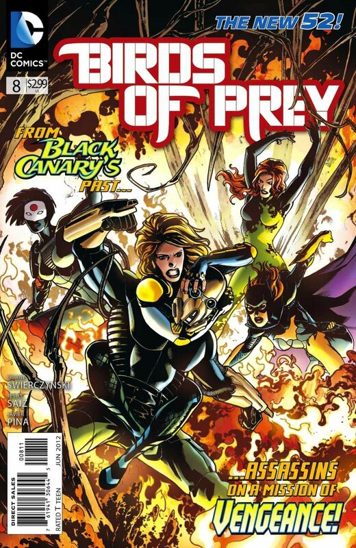 new 52 birds of prey 08