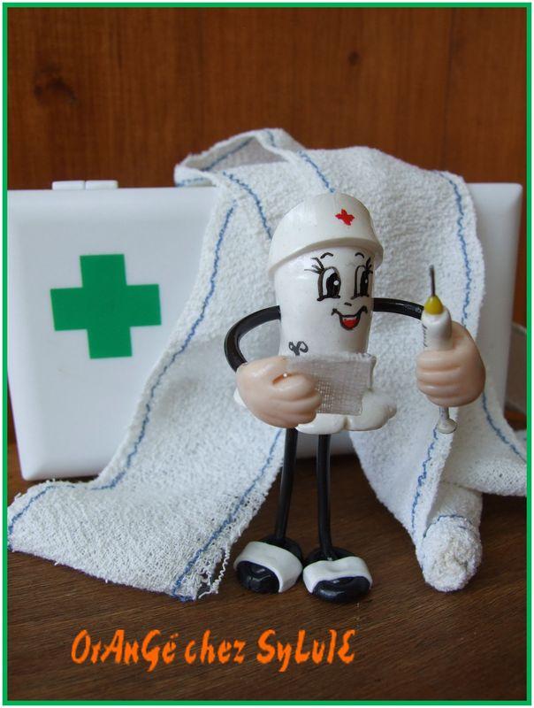Fafette infirmière