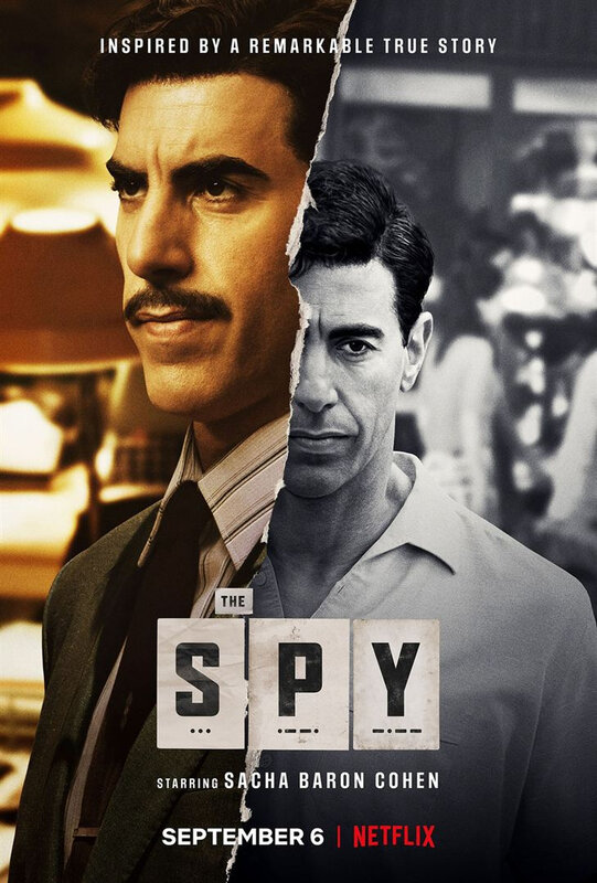 The Spy affiche