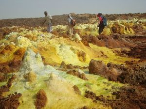 abyss land tour and travel groupe trekking indanakil afar