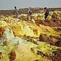 abyss land tour and travel groupe trekking in danakil afar