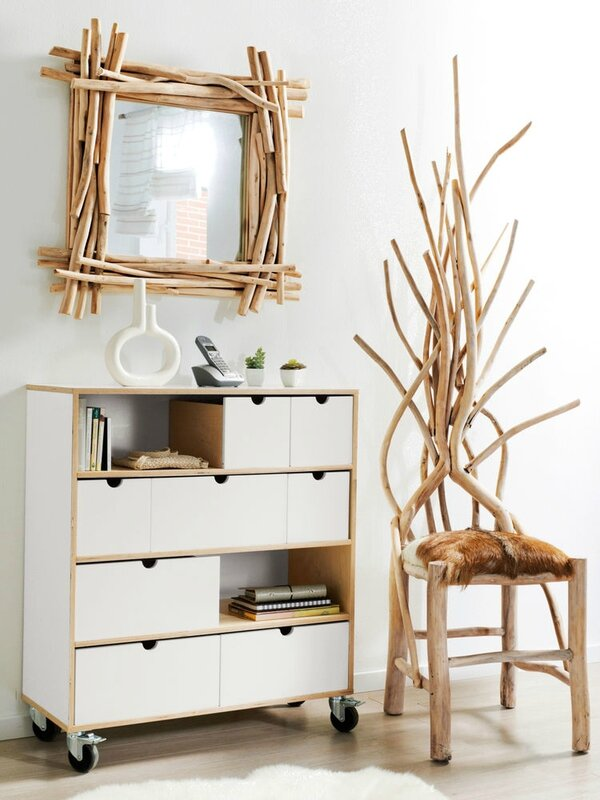 idees-deco-travaux-maison-home-staging-miroir-en-bois