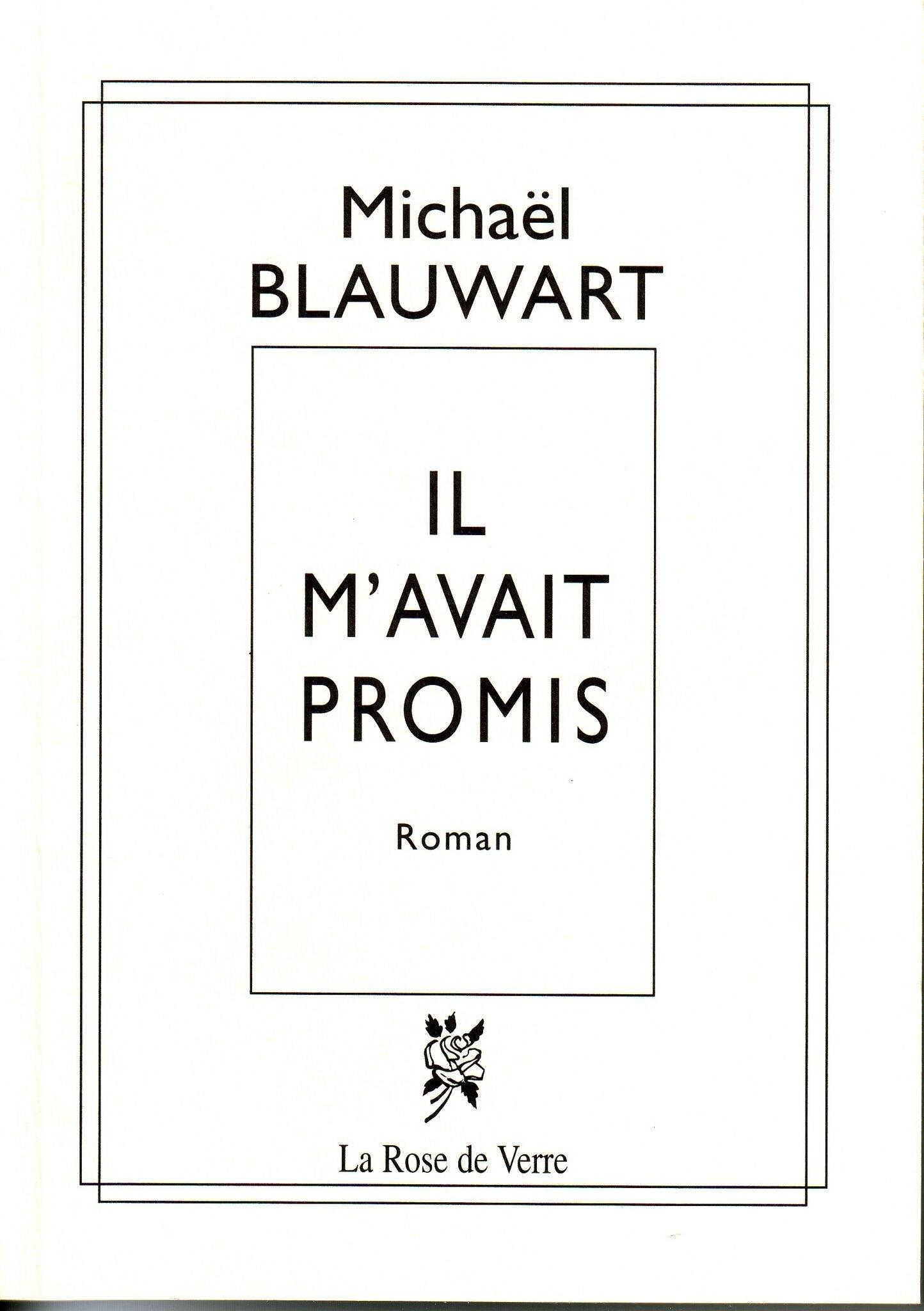 1998 - Il m'avait promis