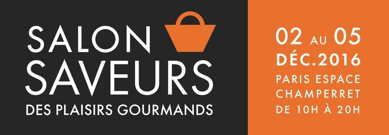 logo salon saveurs des plaisirs gourmands blog chez requia cuisine et confidences
