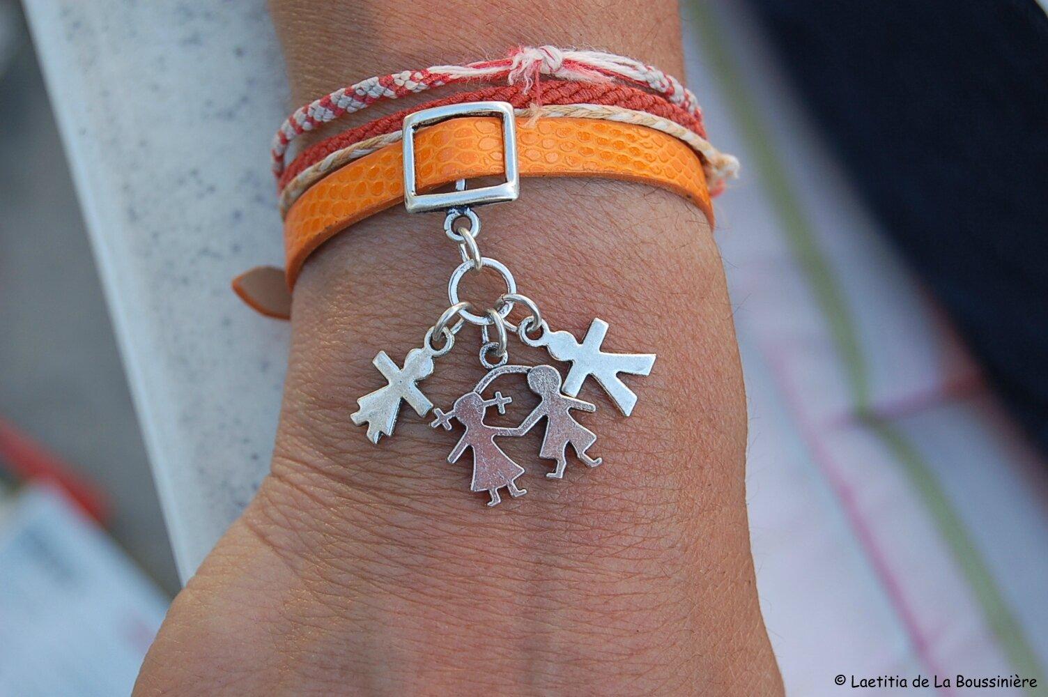 Le Bracelet pour Tous de Cécile