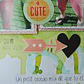 Scrapbooking a4 #196 - journaling