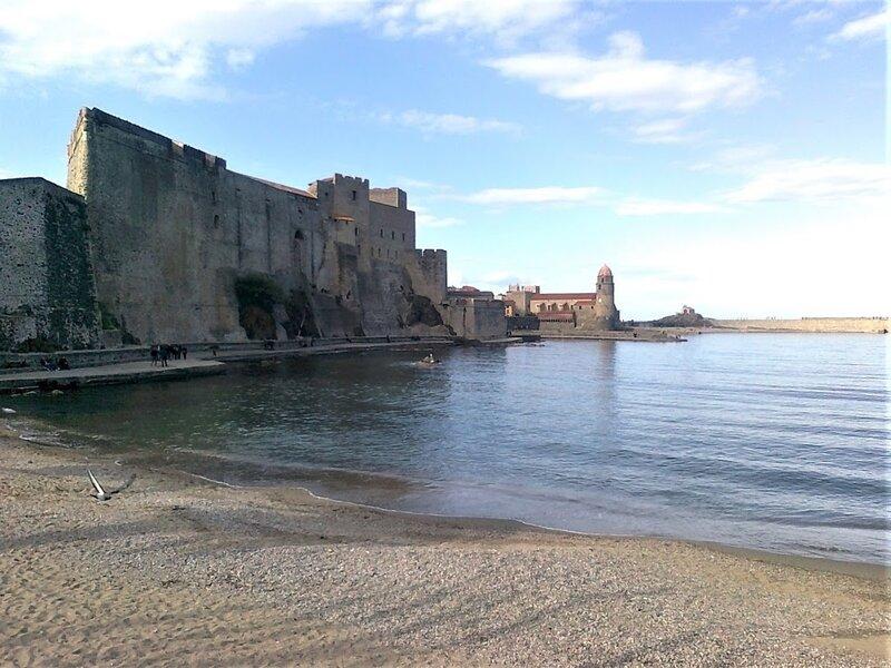 chateau royale Eglise Collioure JP 08032019