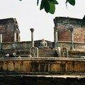Sri Lanka, Temple à Anuradhapura