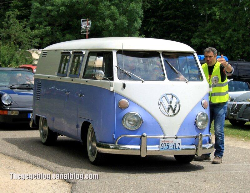 Vw combi T1 (Retro Meus Auto Madine 2012) 01