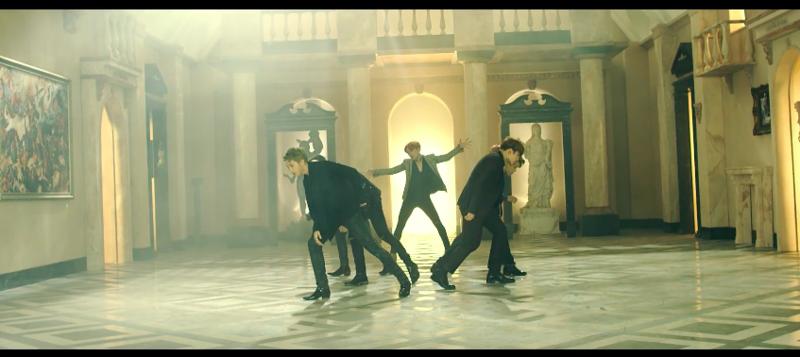 BTS Blood