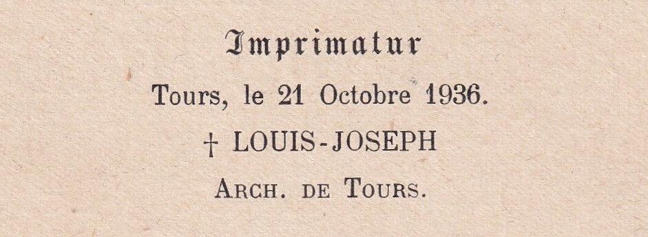 Imprimatur n°02