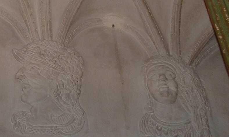 04 Détails gypseries - Maison du patrimoine - Ollioules