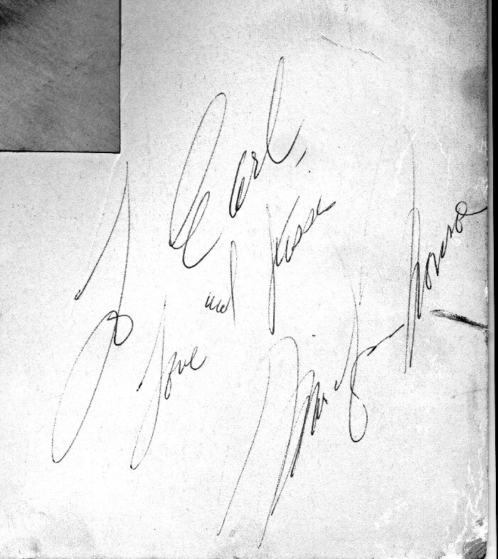 1954-autograph_mm_to_Earl_Steinbicker-avedon_assistant-1