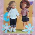 Historique des poupées chéries de corolle