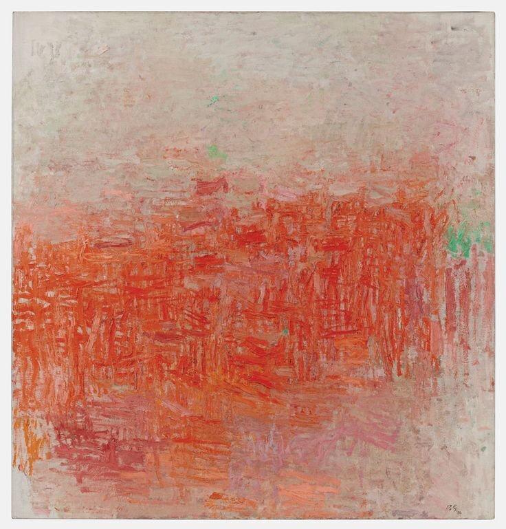 Philip Guston, « Painting » 1954.
