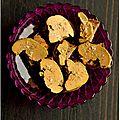 ☆ calendrier de l'avent : 1 surprise par jour ☆ jour 23 : foie gras au sel façon gravlax