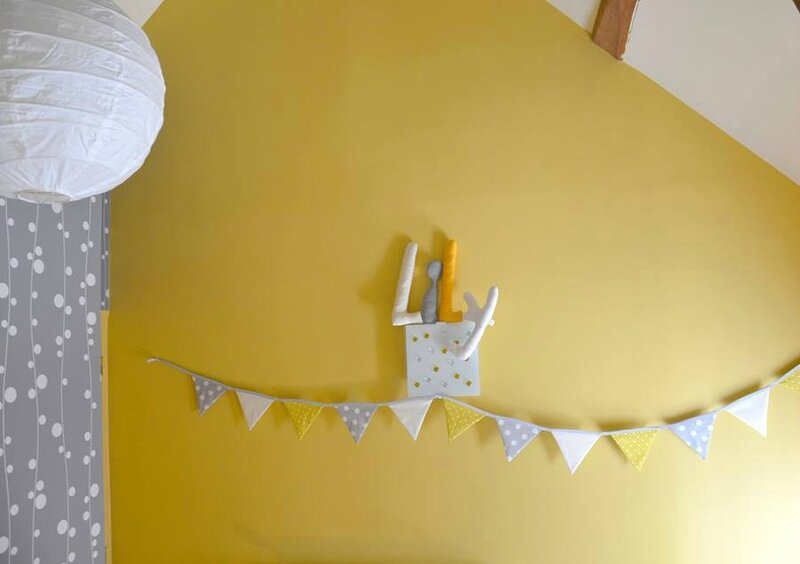 lily,prenom decoratif,poc a poc,decoration de chambre,decoration murale,chambre enfant 6
