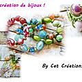 Atelier de création de bijoux by cat créations!